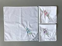 Женский носовой платок (батист), фото 1