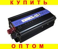 Преобразователь напряжения 12V-220V 1000 W (инвертор)