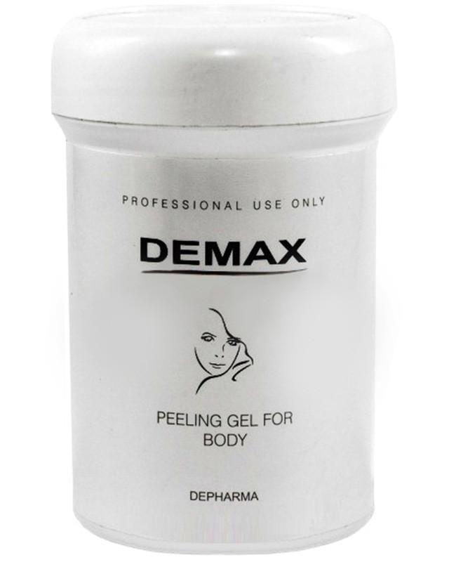 Гель-пилинг для тела 250 мл. Demax