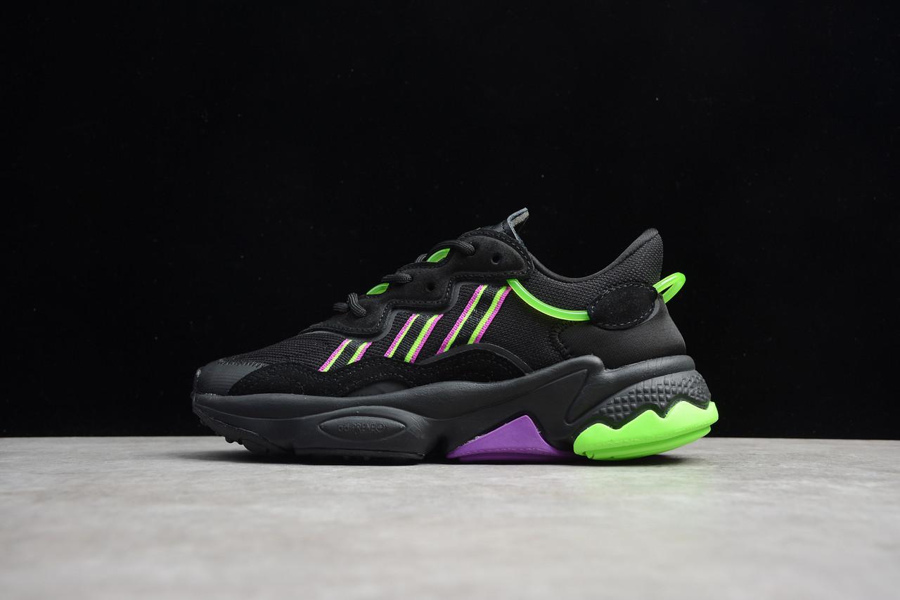 Кросівки жіночі Adidas Ozweego Adiprene / ADM-2568 (Репліка)