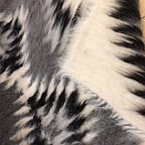 Лижник Карпатский плед из шерсти Натуральные цвета 200х220, фото 6
