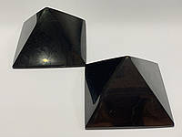 Пирамида из шунгита, 6 см, полированная