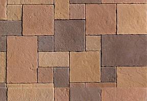 Декоративный камень Бастион. Einhorn