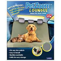 Подстилка на заднее сиденье автомобиля для домашних животных Pet Zoom
