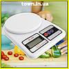Весы кухонные электронные до 7 кг Electronic Kitchen Scale DT-400 | настольные | цифровые