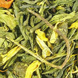 """Зелений ароматизований чай """"Гуава"""""""