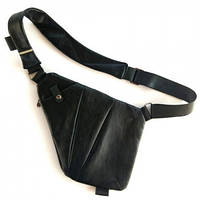 Мужская сумка через плечо Cross Body из эко-кожи