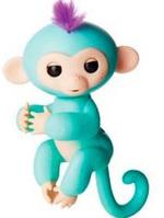 Интерактивная игрушка обезьянка на палец Finger Monkey, фото 1