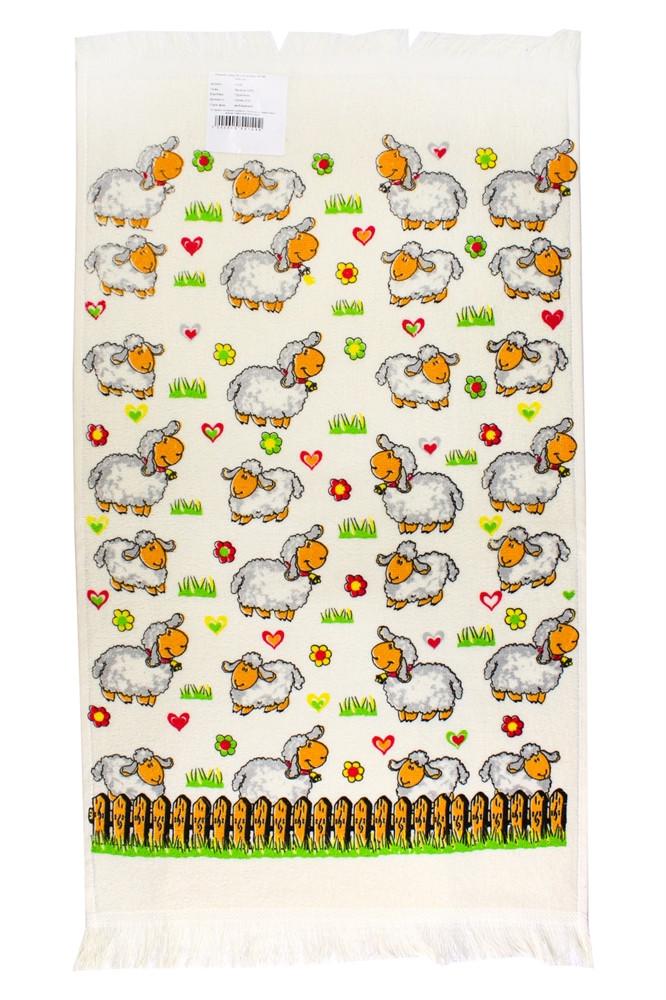 Полотенце кухонное Овечки  40x60 см. (41499)