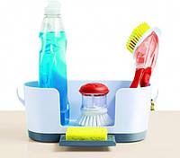 Органайзер на раковину для моющих принадлежностей Sink Caddy 7028, фото 1