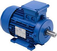 Электродвигатель АИР 63 А2 (3000 об/мин) 0,37 кВт.
