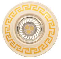 Точечный светильник MR16 L5270A/8 греческий (керамика)