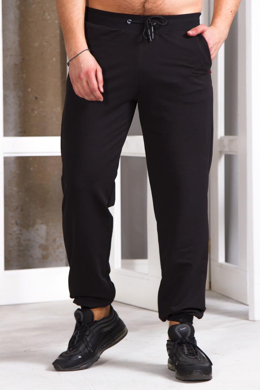 Мужские штаны 755 черные