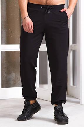 Мужские штаны 755 черные, фото 2