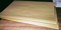 Пакет бумажный саше 400х250х80 крафт бурый вторичный (упаковка 1000 штук)