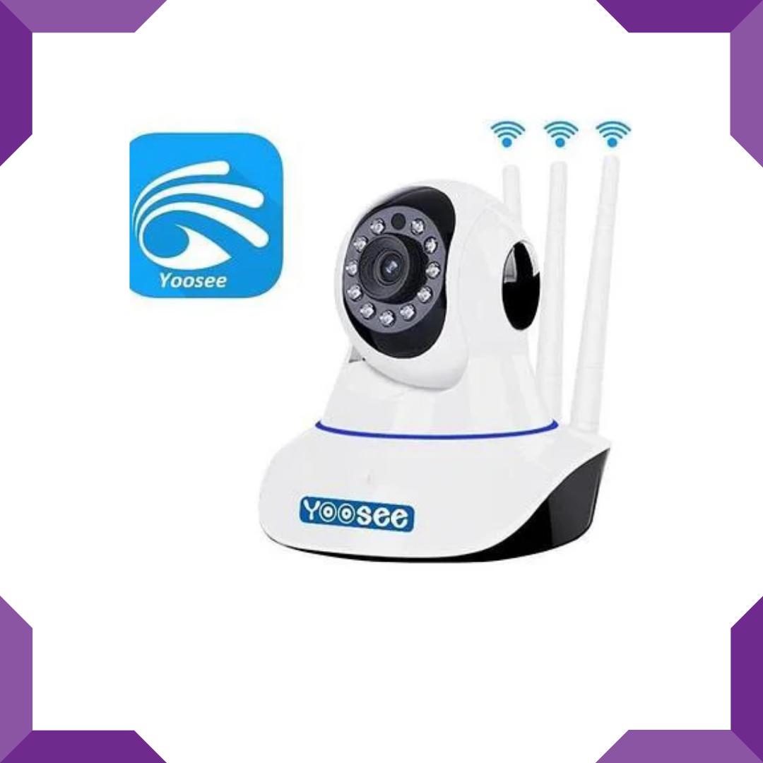 Камера видеонаблюдения IP Q5 (YYR100-XF+) (3 ант. (yoosee))