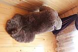 Овеча Шкура колір Капучіно розмір 120х70, фото 3