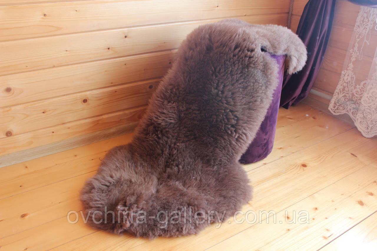Овеча Шкура колір Капучіно розмір 120х70