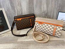 Клатч, сумка, барсетка в стилі Louis Vuitton, Луї Вітон