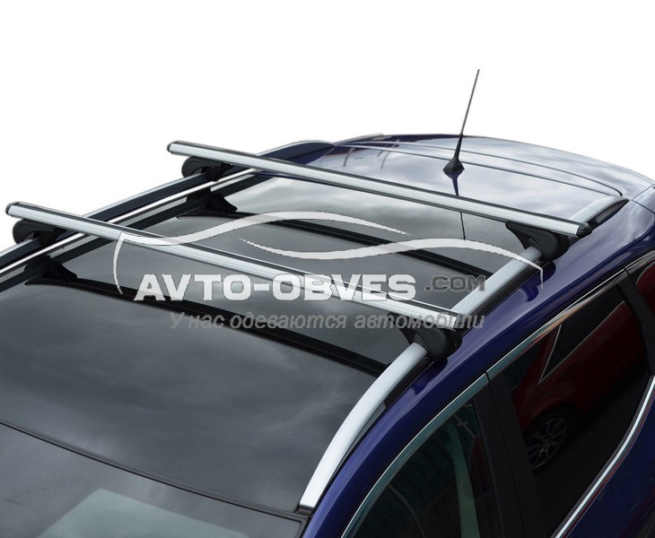 Поперечины на рейлинги Mazda CX5