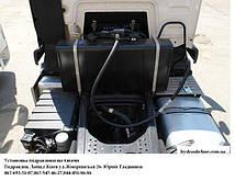 Гидрофикация тягачей в Украине