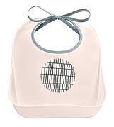 Нагрудник с карманом Beaba - розовый , арт. 913458