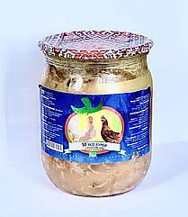 Тушёнка куриная Мясо курицы в собственном соку ООО Бакалис 01276