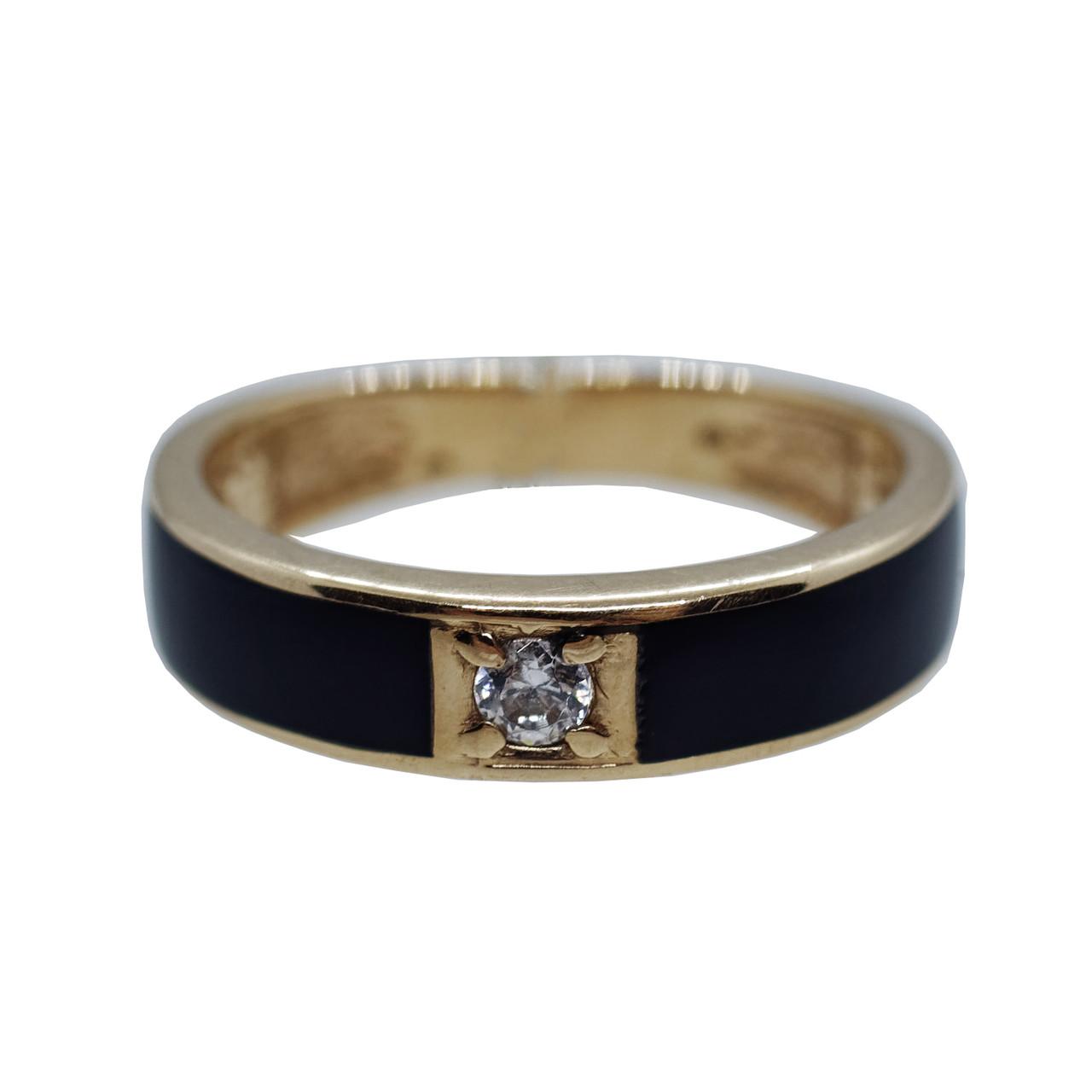 Кольцо (золото 585, р.16)