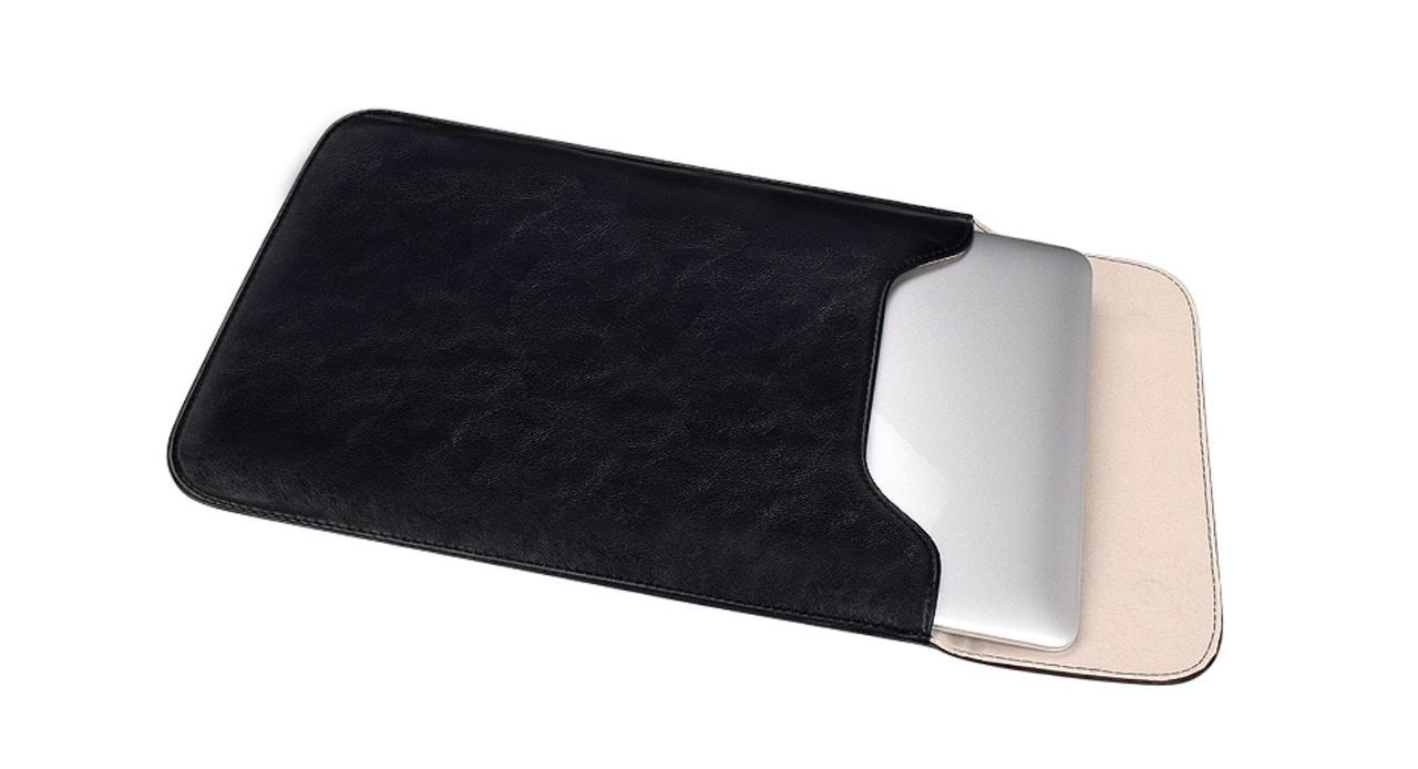 Чехол SLIM для Macbook Pro 15,4''/16'' - черный