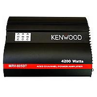 Автомобильный усилитель звука Kenwood MRV-805BT (copy) 4х канальный USB+Bluetooth 4200W (4_00221)