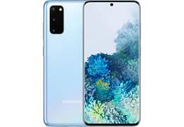 Смартфон Samsung G980FD Galaxy S20 8/128GB Blue Exynos 990 4000 мАч