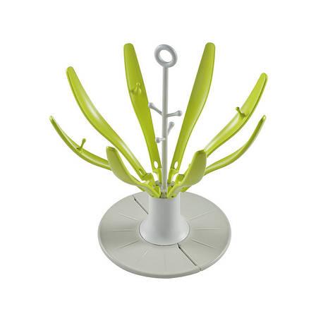 Сушка для пляшок Beaba Квіточка neon, арт. 911617, фото 2