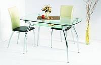 Стол обеденный С38 стекло