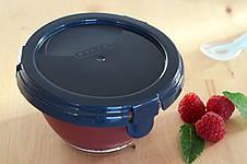 Скляний контейнер Beaba® by PYREX® - синій, арт. 780500, фото 3