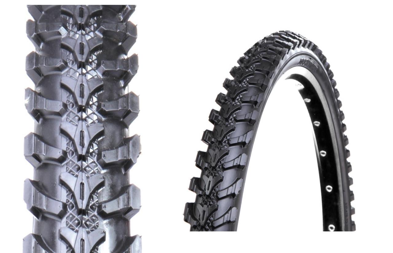 Покрышка велосипедная шипованная 26х2,1 (57-559) D-827 Deestone (Таиланд)