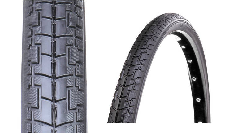Покрышка велосипедная антипрокол 5mm Puncture Protection 28х1,75 (47-622) D-1006 Deestone (Таиланд), фото 2