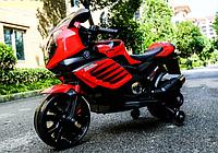 Детский электромотоцикл Moto Sport LQ168 красный