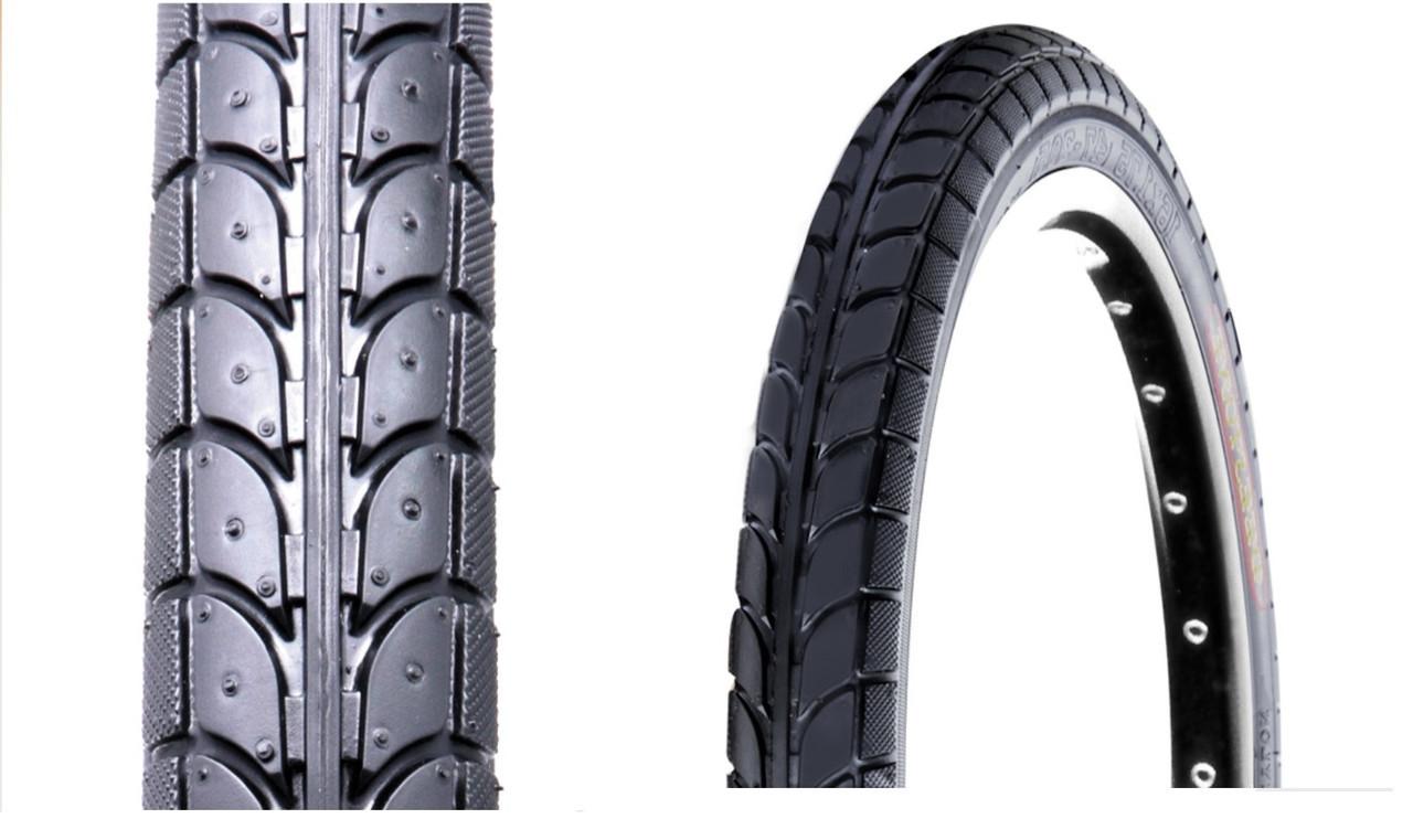 Покрышка велосипедная отличного качества 12 1/2x1.75x2 1/4 (47-203) D-817 Deestone (Таиланд)