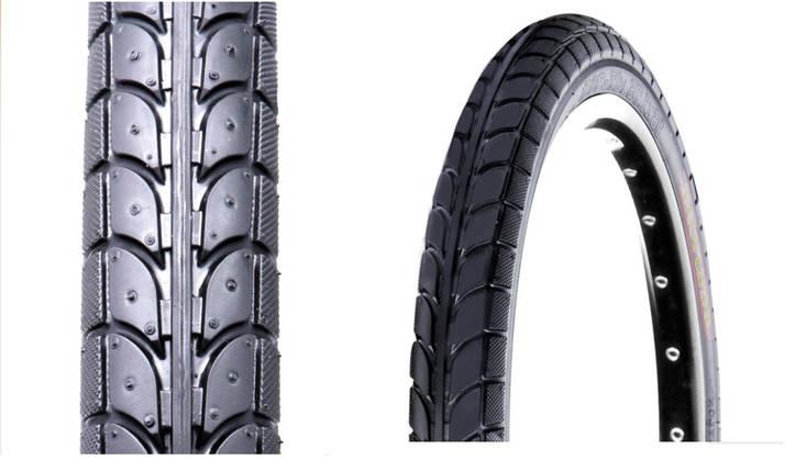 Покрышка велосипедная отличного качества 12 1/2x1.75x2 1/4 (47-203) D-817 Deestone (Таиланд), фото 2