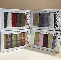 Кухонное бамбуковое полотенце Cestepe Towel Set Bamboo 30х50 см. Турция