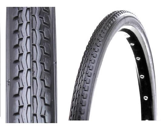 Покрышки для велосипеда, инвалидной коляски 24x1 3/8 (37-540) серого цвета Deestone Таиланд, фото 2