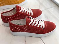 Кожаные женские слипоны модные и стильные Carlo Pachini 4503 кр размеры 37,38,39, фото 1