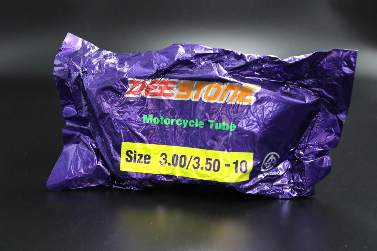 Мотокамера отличного качества 3.00/3.50-10 Deestone THAILAND (Yamaha, Honda, Suzuki )