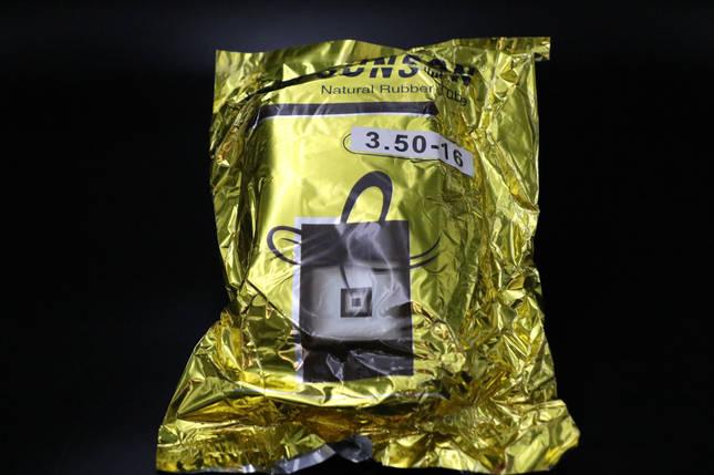 Мотокамера хорошего качества 3.50-16 Sunson (Восход, Ява старушка), фото 2
