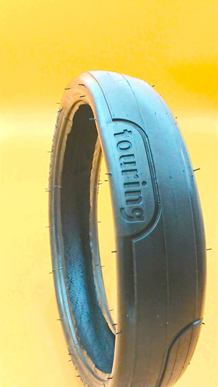 Покрышка 60х230 JIUMA,  низкопрофильная для детской коляски ADAMEX, TUTIS, детского велосипеда