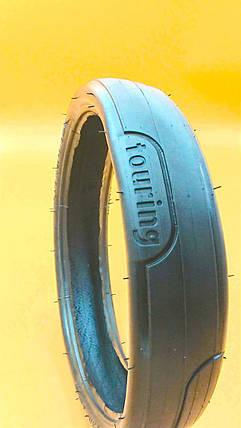 Покришка 60х230 JIUMA, низькопрофільна для дитячої коляски ADAMEX, TUTIS, дитячого велосипеда, фото 2