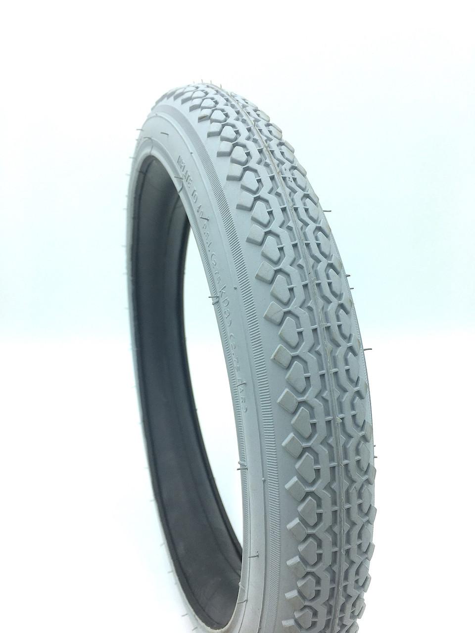 Покрышка 14x1 3/8х1 5/8 (44-288)  серого цвета INNOVA отличного качества