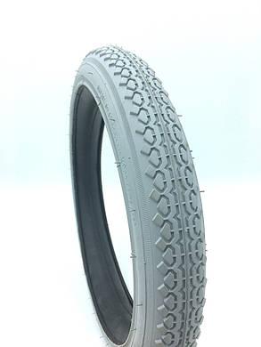 Покрышка 14x1 3/8х1 5/8 (44-288)  серого цвета INNOVA отличного качества, фото 2