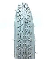 Покрышка 14x1 3/8х1 5/8 (44-288)  серого цвета INNOVA отличного качества, фото 3