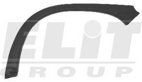 Арка левого заднего крыла пластиковая OPEL CORSA B
